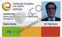 - Certificado Energético